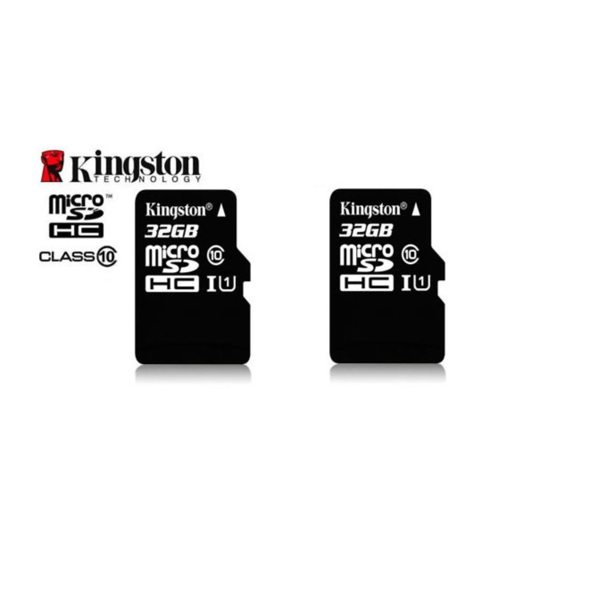Thẻ nhớ cho Camera hành trình Kingston 32Gb class 10 tốc độ 80Mb/s