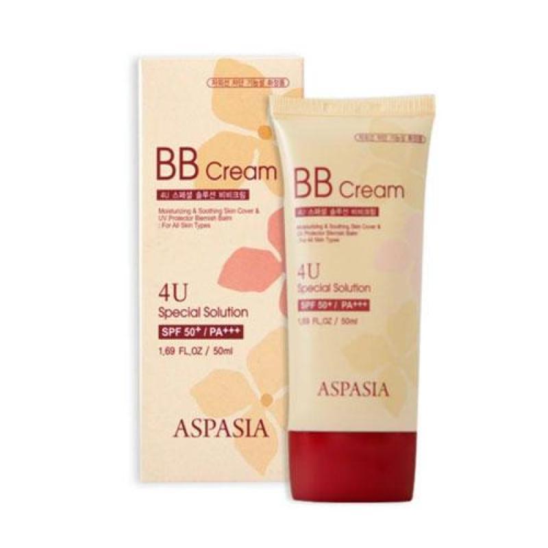Kem Nền BB Aspasia 4U BB Cream Special Solution (50ml)