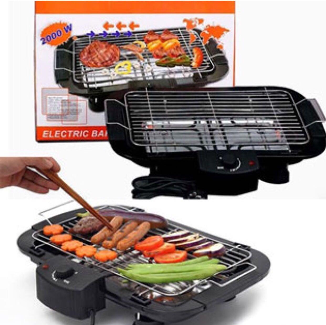 Hình ảnh Bếp nướng điện không khói BBQ loại 1