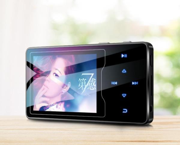 Máy nghe nhạc MP4 màn hình HD 2.4 inches Ruizu D08 [Hãng phân phối chính thức]