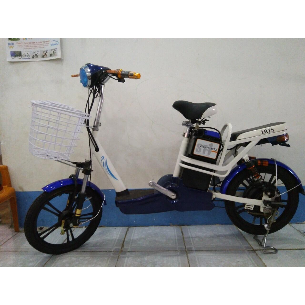 xe đạp điện IRIS