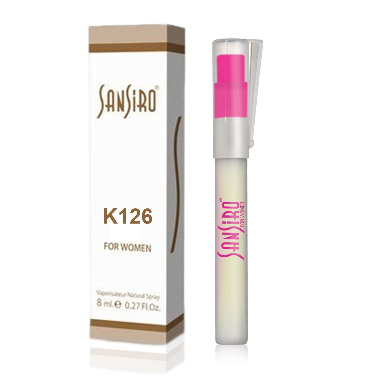 Nước hoa nữ Sansiro K126 8ml