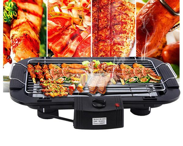 [ GIẢM GIÁ SÂU ] Bếp nướng điện không khói Electric Barbercue Grill