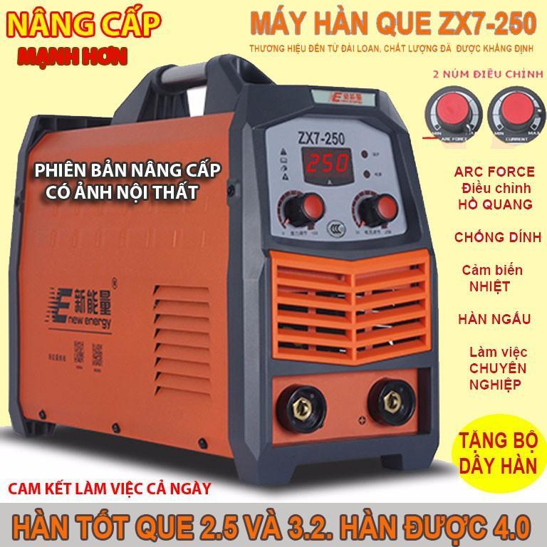 Hình ảnh Máy hàn điện tử ZX7-250a may han may han dien tu may han que
