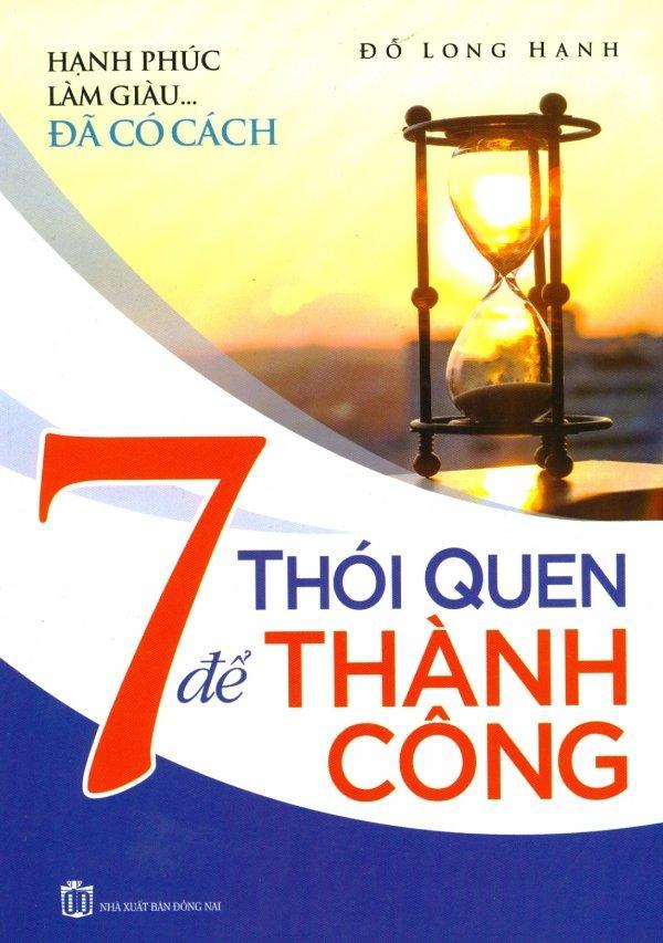 7 Thói Quen Để Thành Công