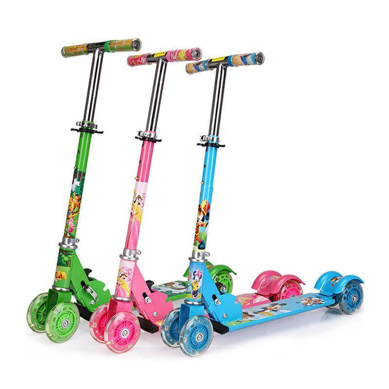 Mua Xe Trượt Scooter Cho Bé