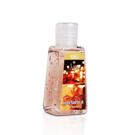 Gel rửa tay khô 3k (60ml) Lamcosmé-FOR U: Hương Nước hoa cho Nữ