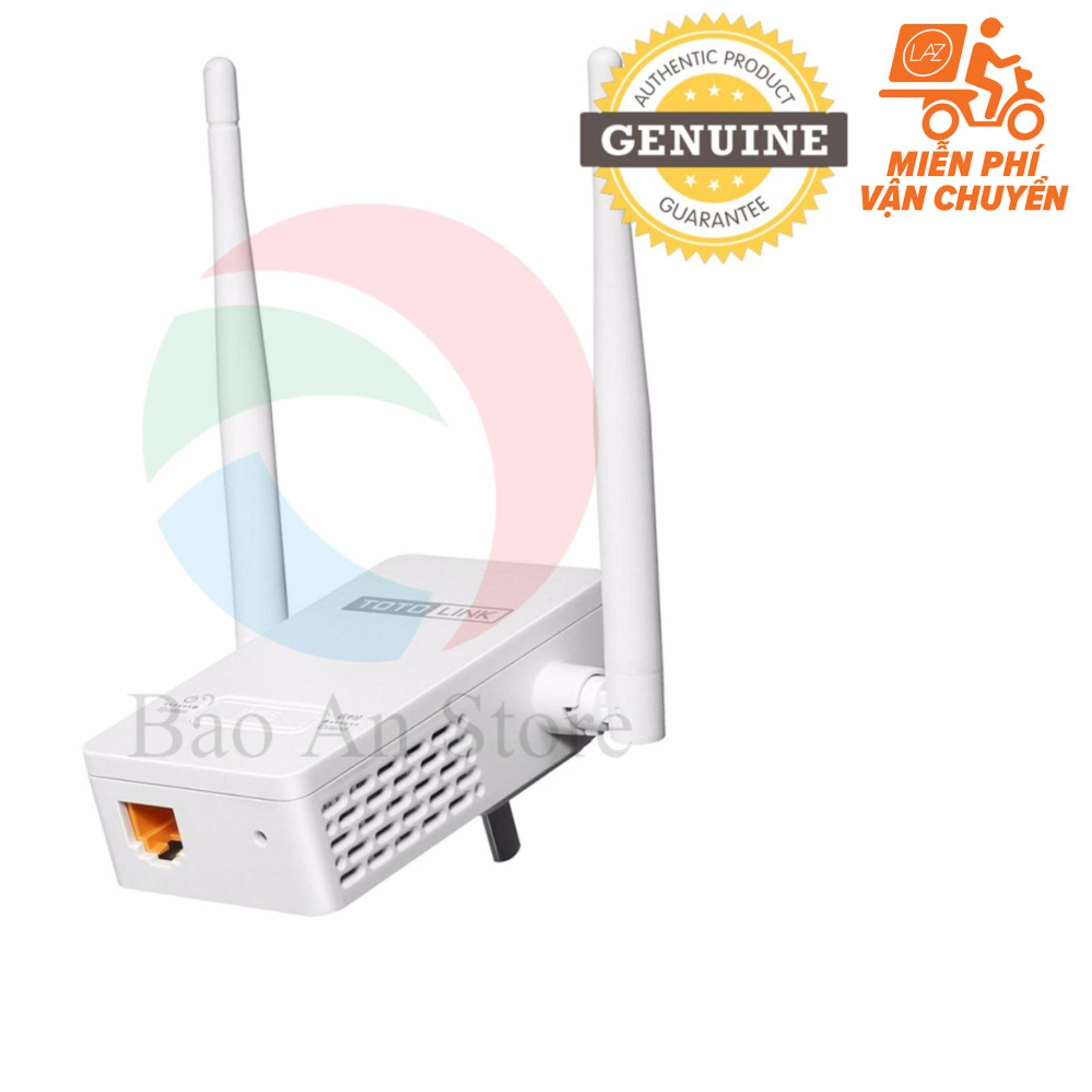B Kch Sng Wifi Totolink Chnh Hng Gi Tt Pl200kit 200mbps Powerline Adapter Thit Repeater Ex200 Trng