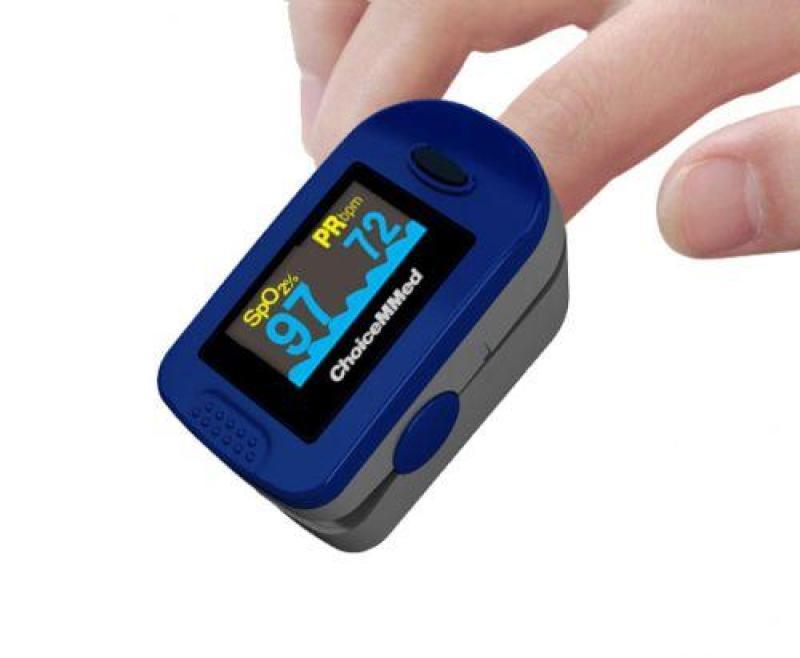 Máy đo nồng độ OXY trong máu và NHỊP TIM SPO2 Imedicare A6 bán chạy