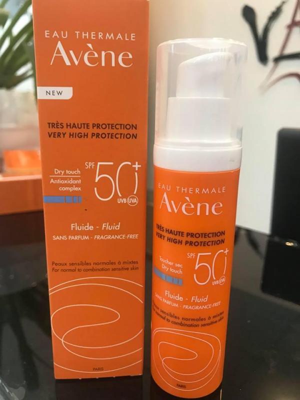 Kem chống nắng Avene spf 50+ nhập khẩu