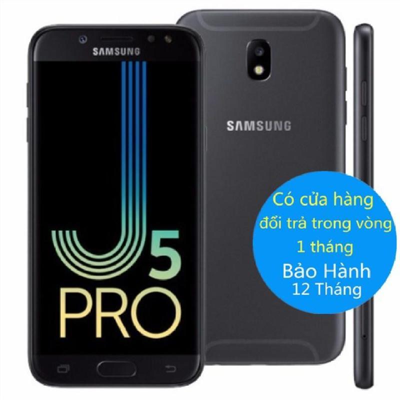Samsung Galaxy J5 Pro 2017 3GB RAM 2 sim (xanh lam) –Bảo Hành 12 Tháng