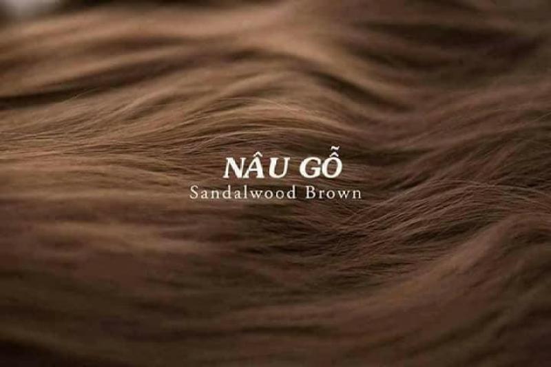 thuốc nhuộm tóc hair care cao cấp