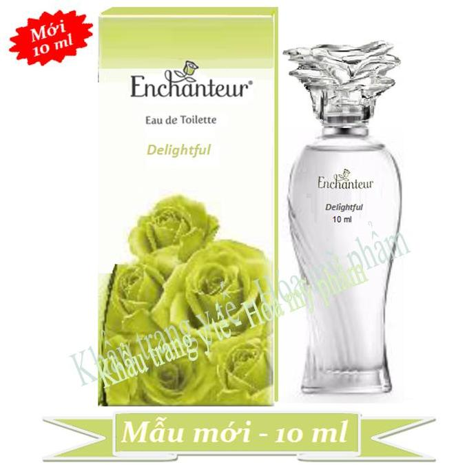 Enchanteur - Nước hoa cao cấp 10 ml - Delightful