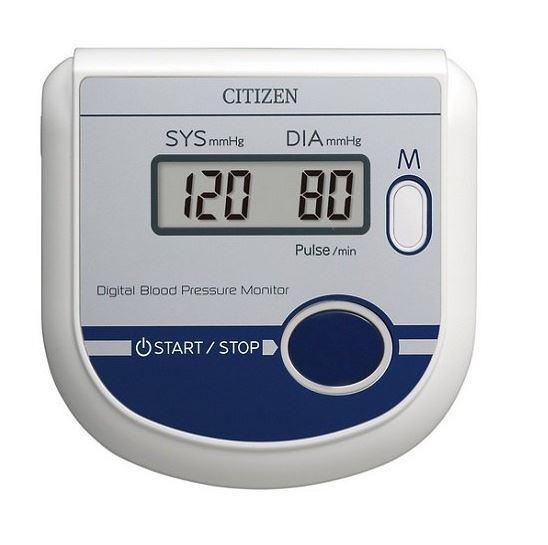 Nơi bán Máy đo huyết áp điện tử Citizen (Japan)-CH452