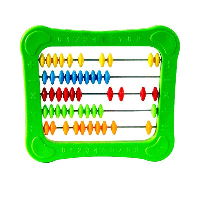 Mã Ưu Đãi Khi Mua Bàn Tính Abacus Hệ Số 10 Giúp Bé Học Tính Nhẩm Nhanh (Hàng Việt Nam)