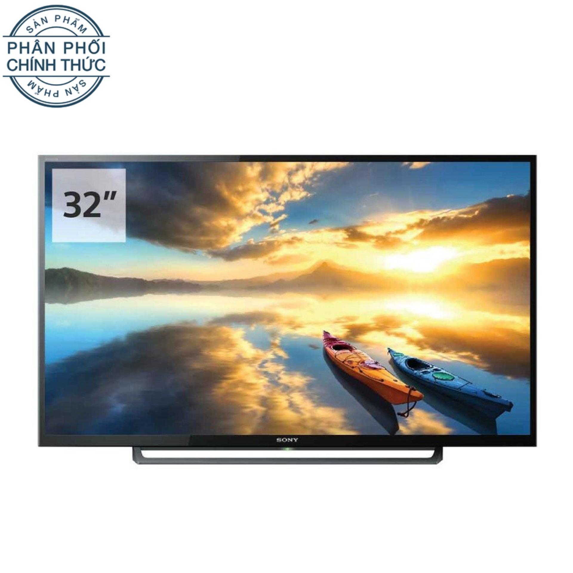 Hình ảnh TV LED Sony 32inch HD - Model KDL-32R300EVN3(Đen)