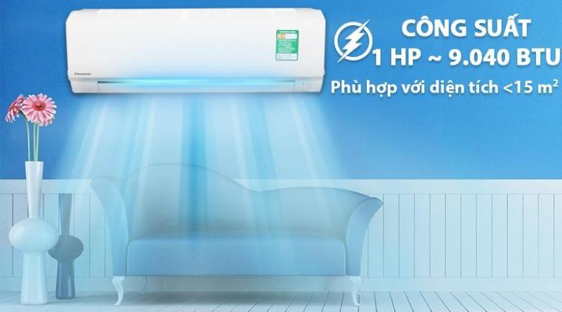 Máy lạnhPanasonic 1 HP CU/CS-N9SKH-8