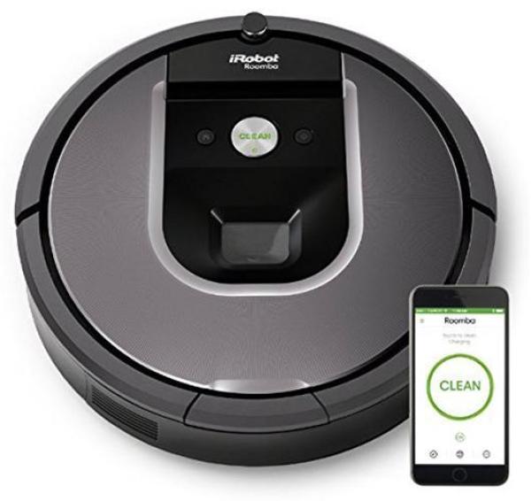 Máy hút bụi tự động iRobot Roomba 960
