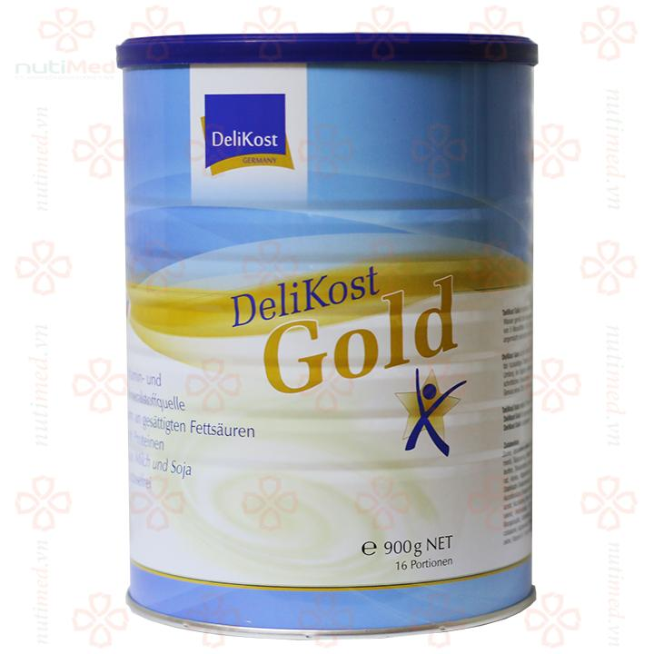 Sữa Delikost Gold 900g - Sữa hữu cơ cho bệnh lý nhập khẩu