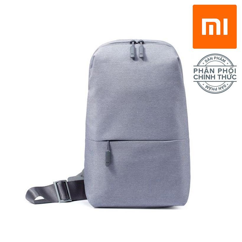 Túi đeo chéo Xiaomi City Sling (Xám Sáng)
