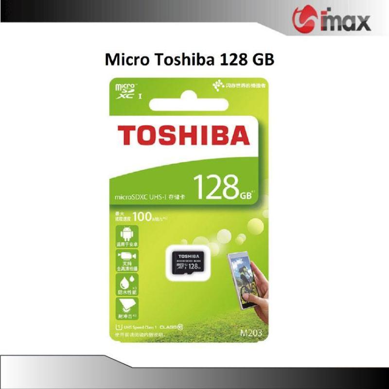 Thẻ nhớ Micro SDXC Toshiba 128 GB (100Mb/s)