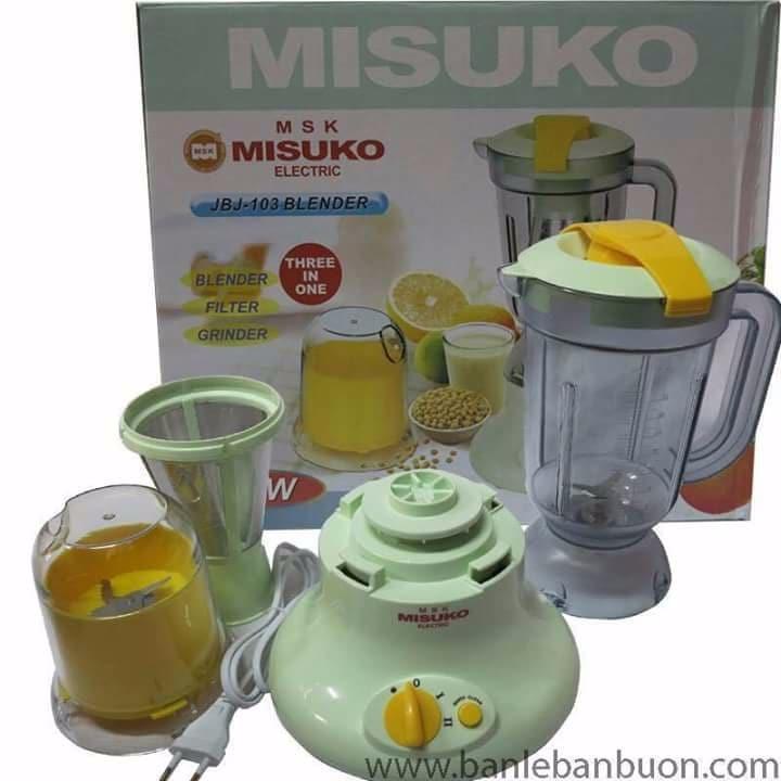 MÁY XAY SINH TỐ MISUKO Loại 1 JBJ 103