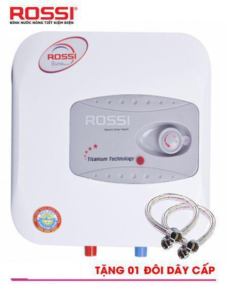 Giá Bình nóng lạnh Rossi R15 Ti (Titanium Chống giật) Tặng dây cấp