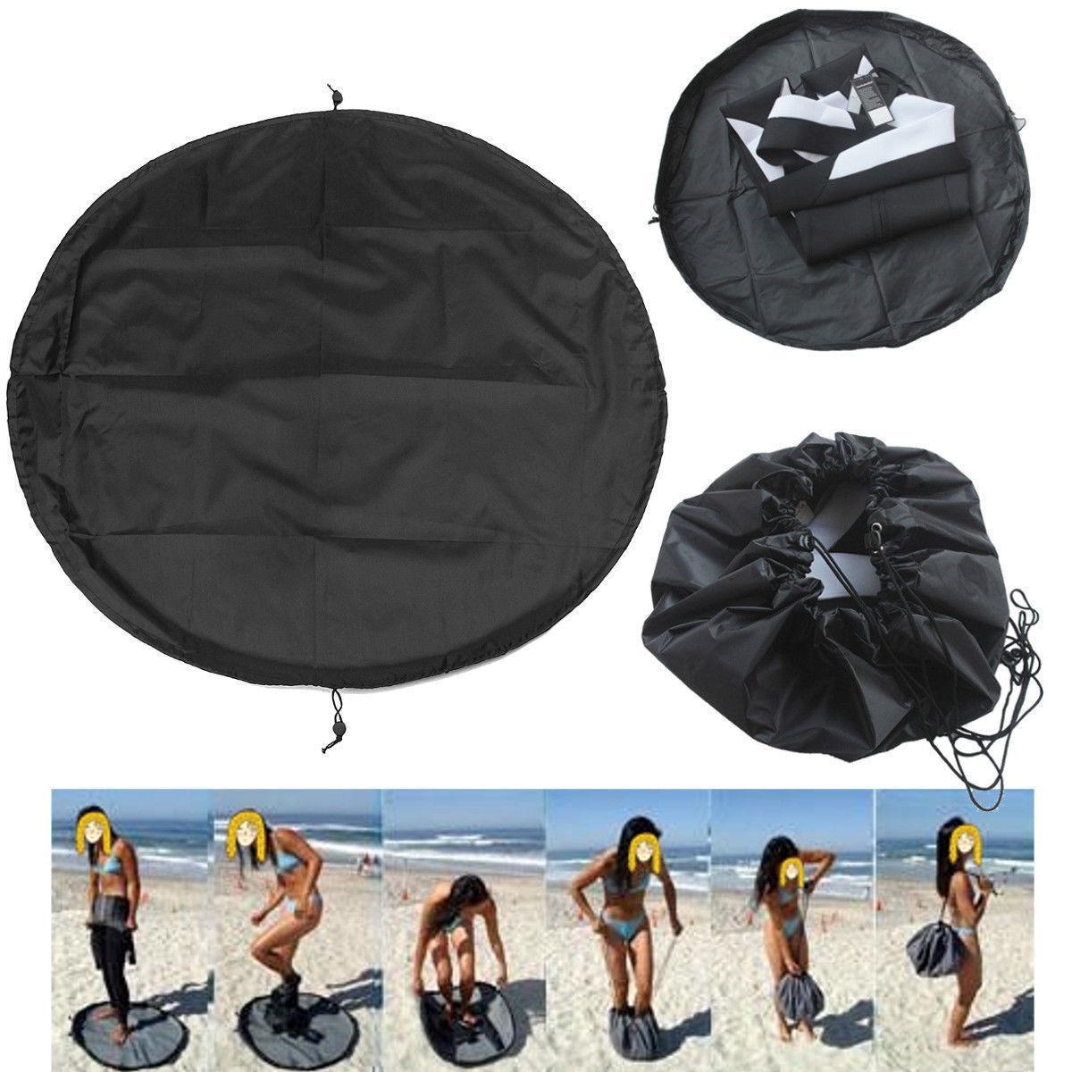 OS Beach Swiming Suit Storage Bag Quick Storage Bag for Beach Holiday 90cm