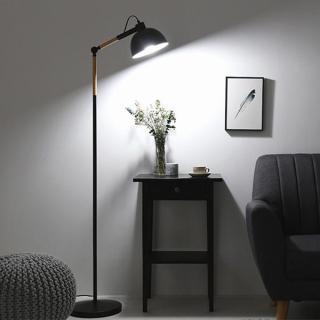 Đèn đứng để sàn trang trí phòng khách Vintage MOPIL cao cấp - Tặng kèm bóng LED cao cấp thumbnail
