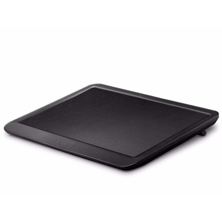 Hình ảnh Đế Quạt tản nhiệt laptop Notebook cooler N19 (Đen)