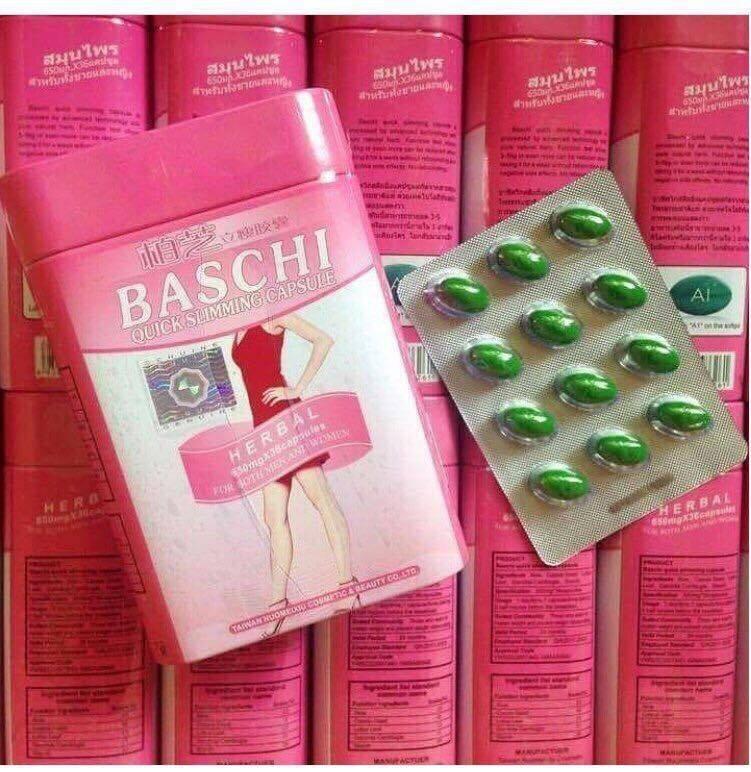 Giảm Cân Baschi hồng thái lan