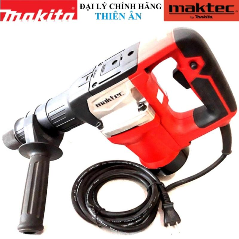 May đuc be tong Maktec MT860 mũi đục 17mm