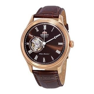Đồng hồ nam dây da Orient Caballero FAG00001T0 ( Rose gold) thumbnail