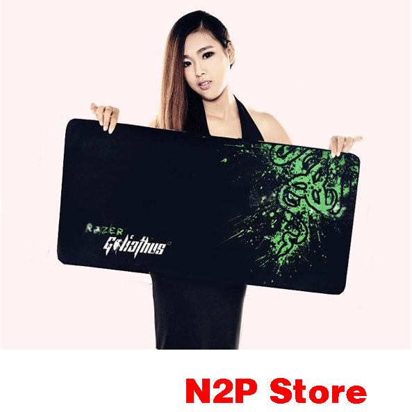 Mousepad dài chữ nhật S2 siêu lớn (30 x 80 x 3mm)