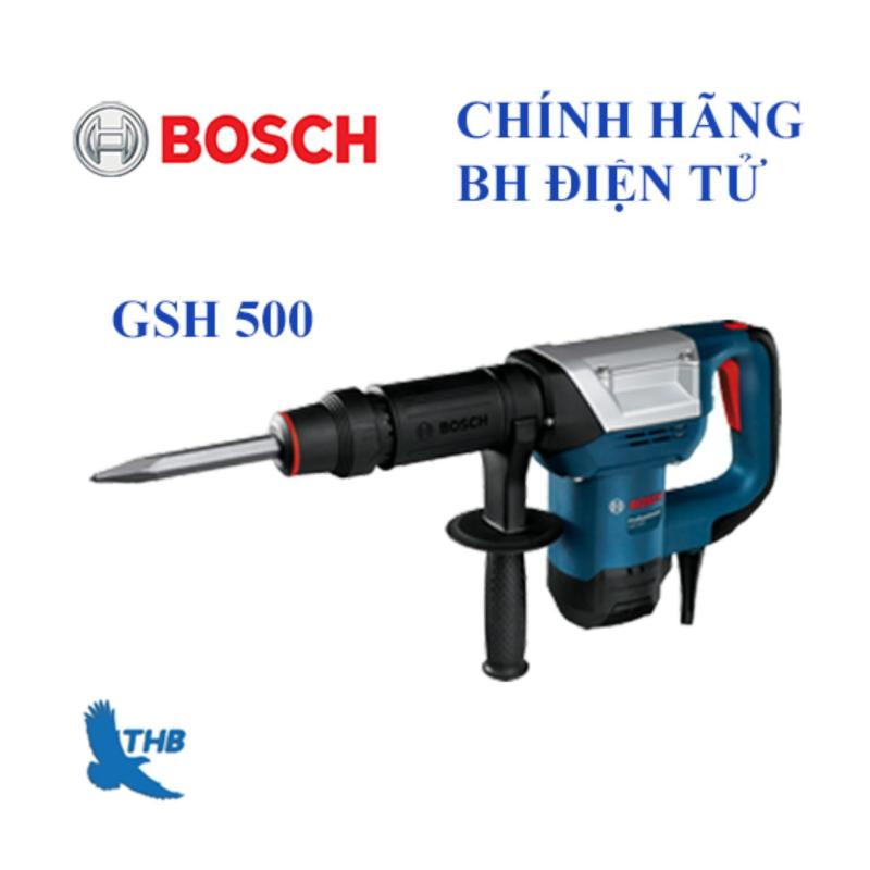 Máy đục Bosch GSH 500 Professional