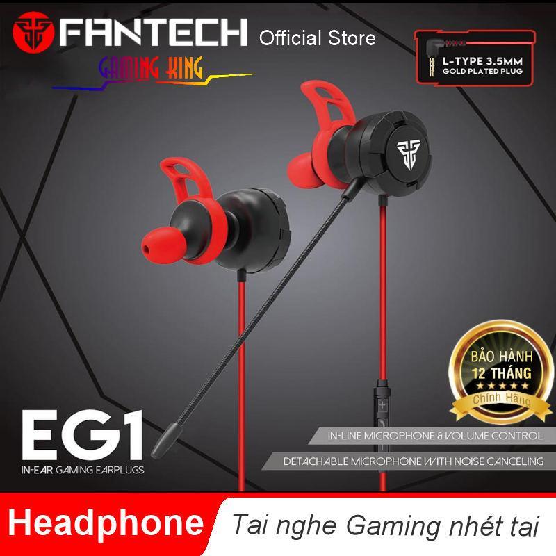 Giá Tai nghe Gaming nhét tai Fantech EG1