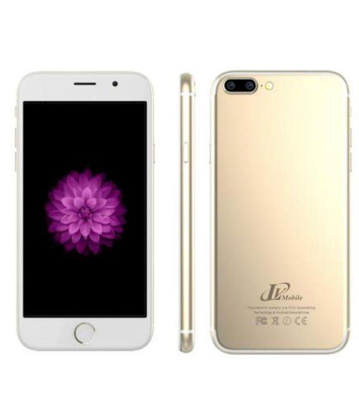 Điện thoại Smartphone LV kiểu dáng IP7 Màn hình 5inch kết nối 3G, Ram 1GB, Rom 4GB + Tặng kèm ốp lưng cao cấp