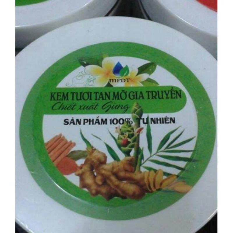 Kem tươi tan mỡ gia truyền 100% tự nhiên nhập khẩu