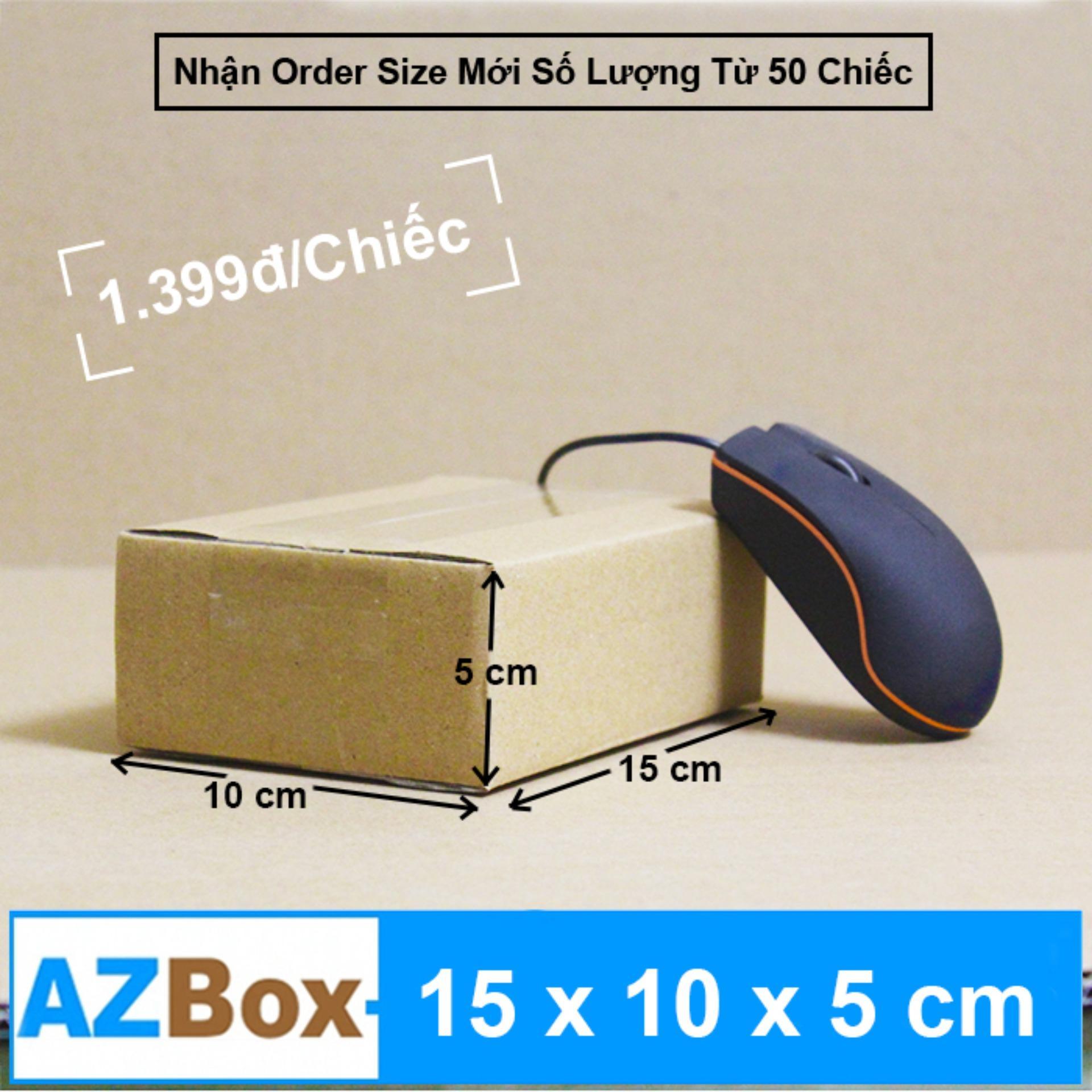 Mua 15X10X5 Bộ 300 Hộp Carton Azbox Az002 Rẻ Trong Hà Nội