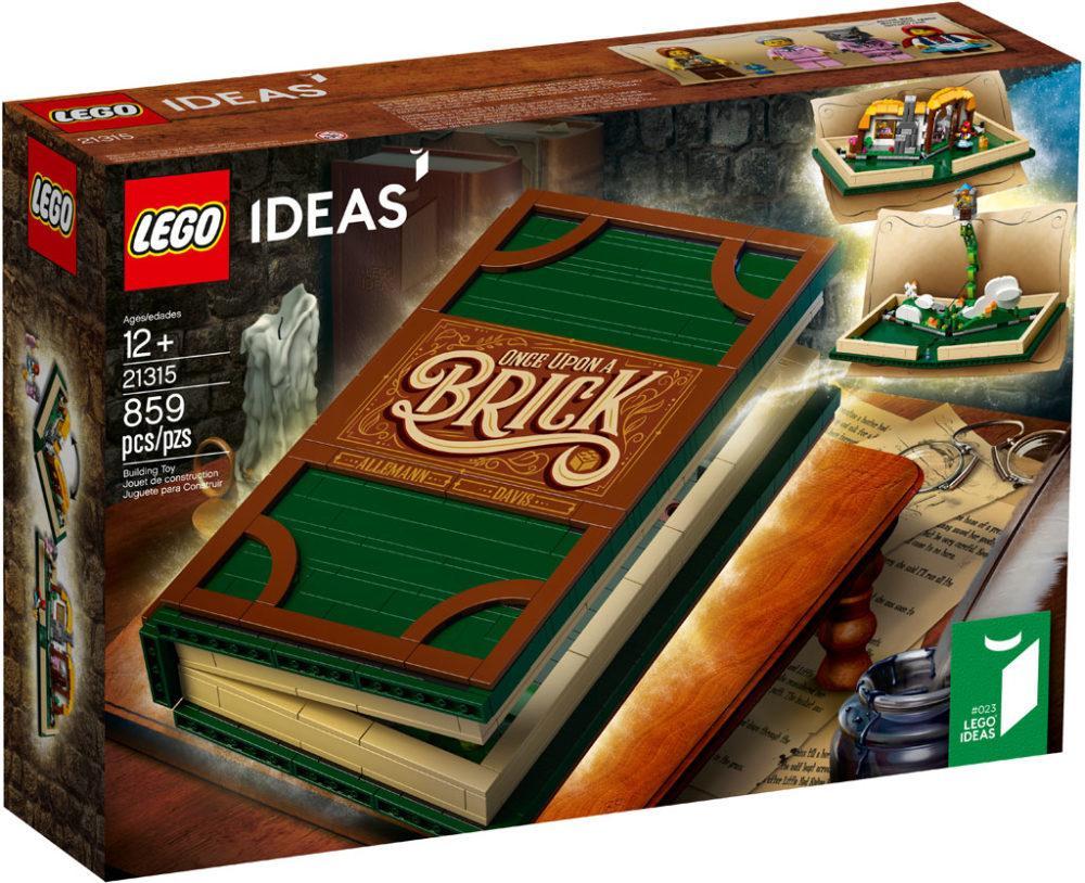 Deal Khuyến Mại Lego 21315 Pop-up Book
