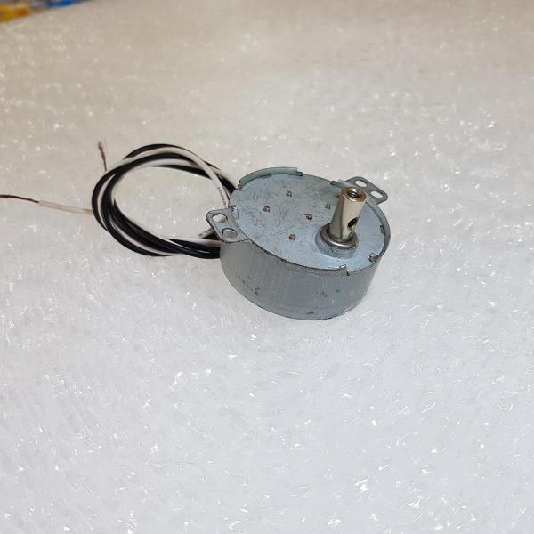 Motor đảo làm máy ấp trứng , motor giảm tốc 220v