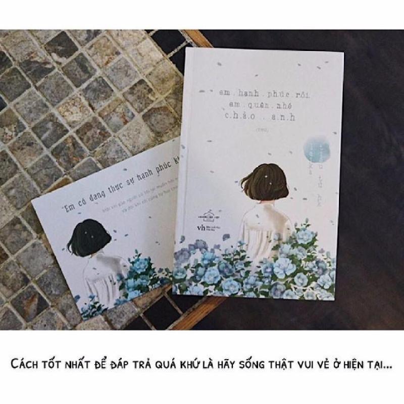 Mua Em Hạnh Phúc Rồi Em Quên Nhé Chào Anh + Tặng kèm Bookmark