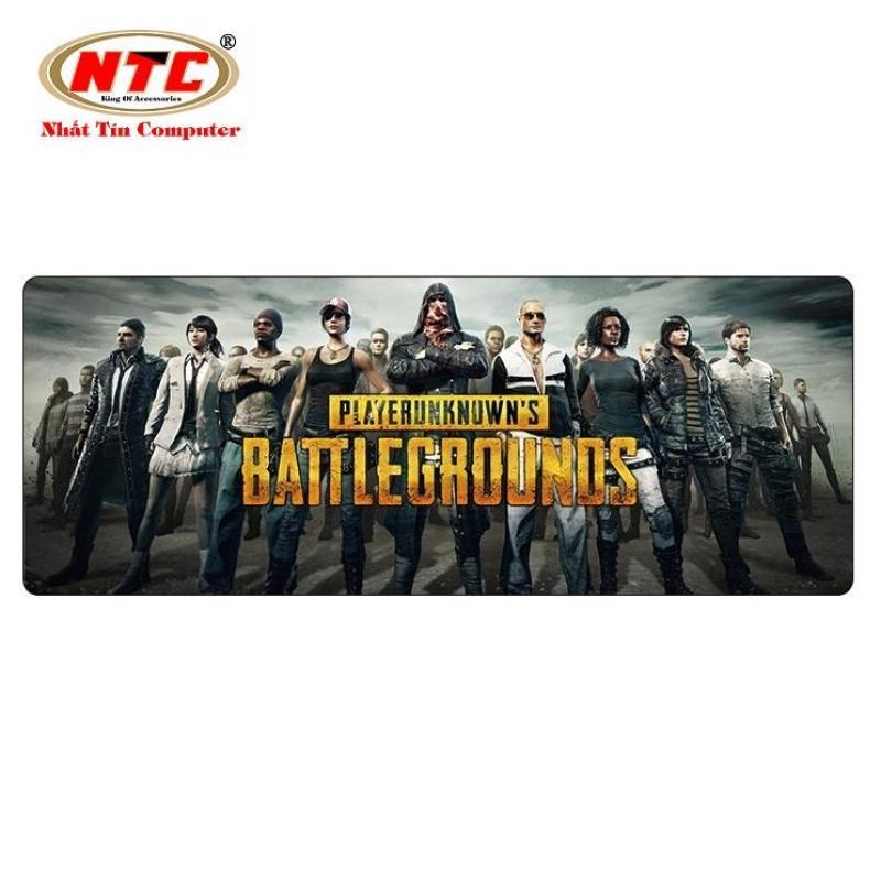 Giá Miếng lót chuột size lớn chơi game NTC hình PUBG - Loại Mousepad Speed