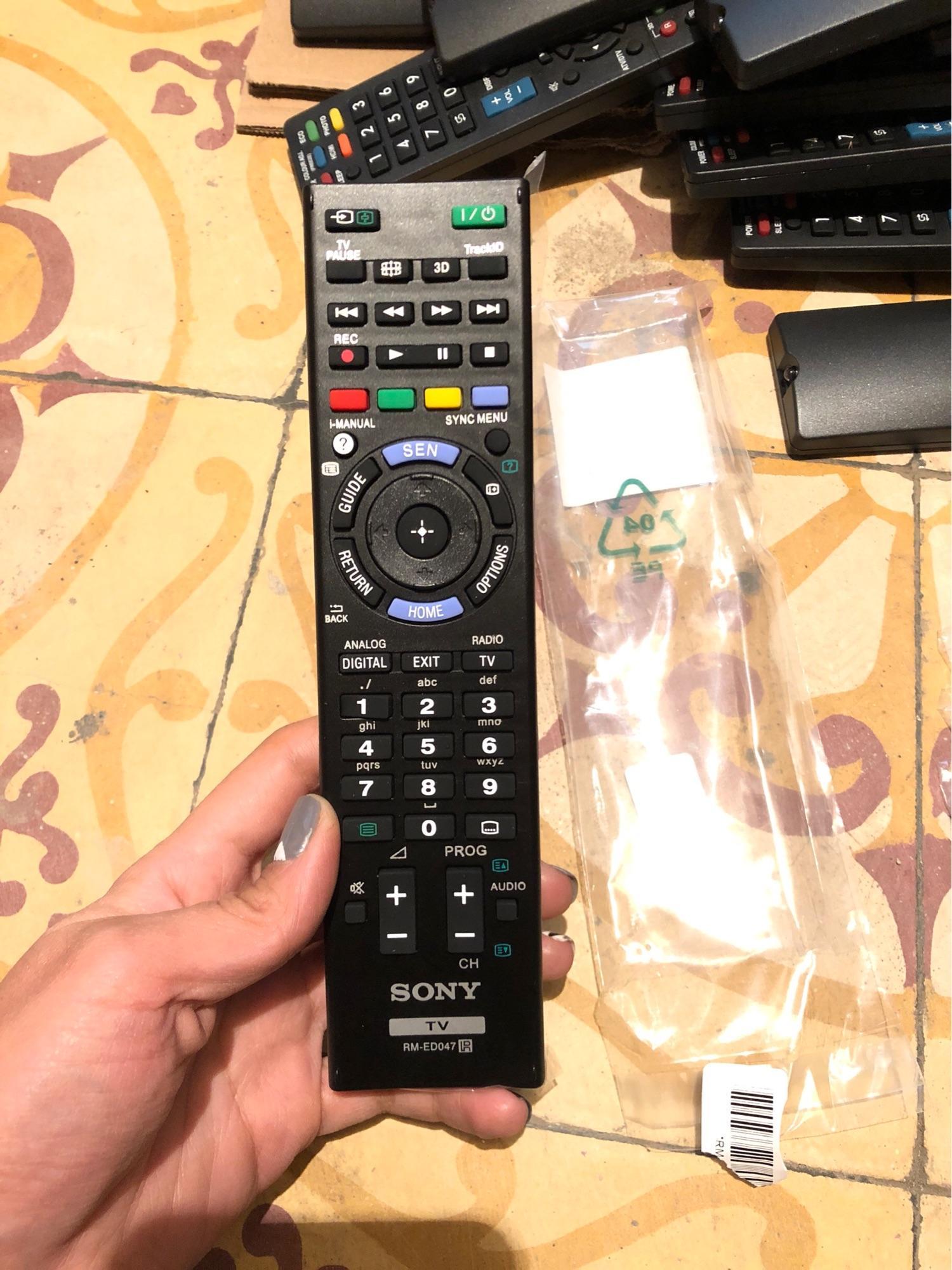 Iu Khin Tivi Sony Smart T Xa H Ni Brh10 Bluetooth Remote With Handset Function