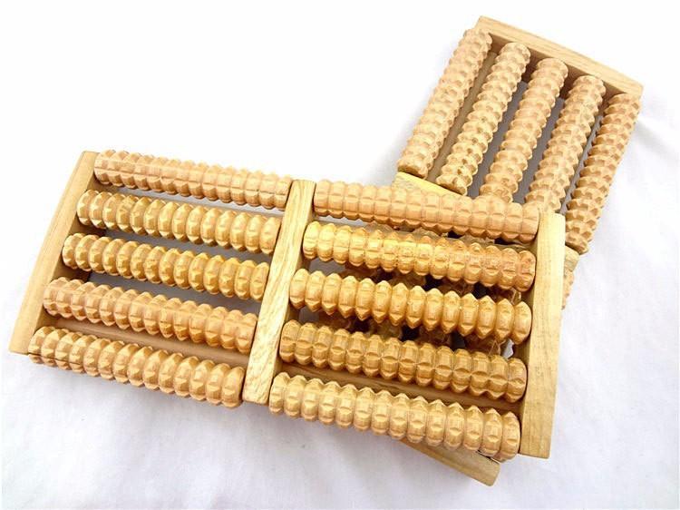 Dụng cụ massage bàn chân bằng gỗ 5 hàng tốt nhất