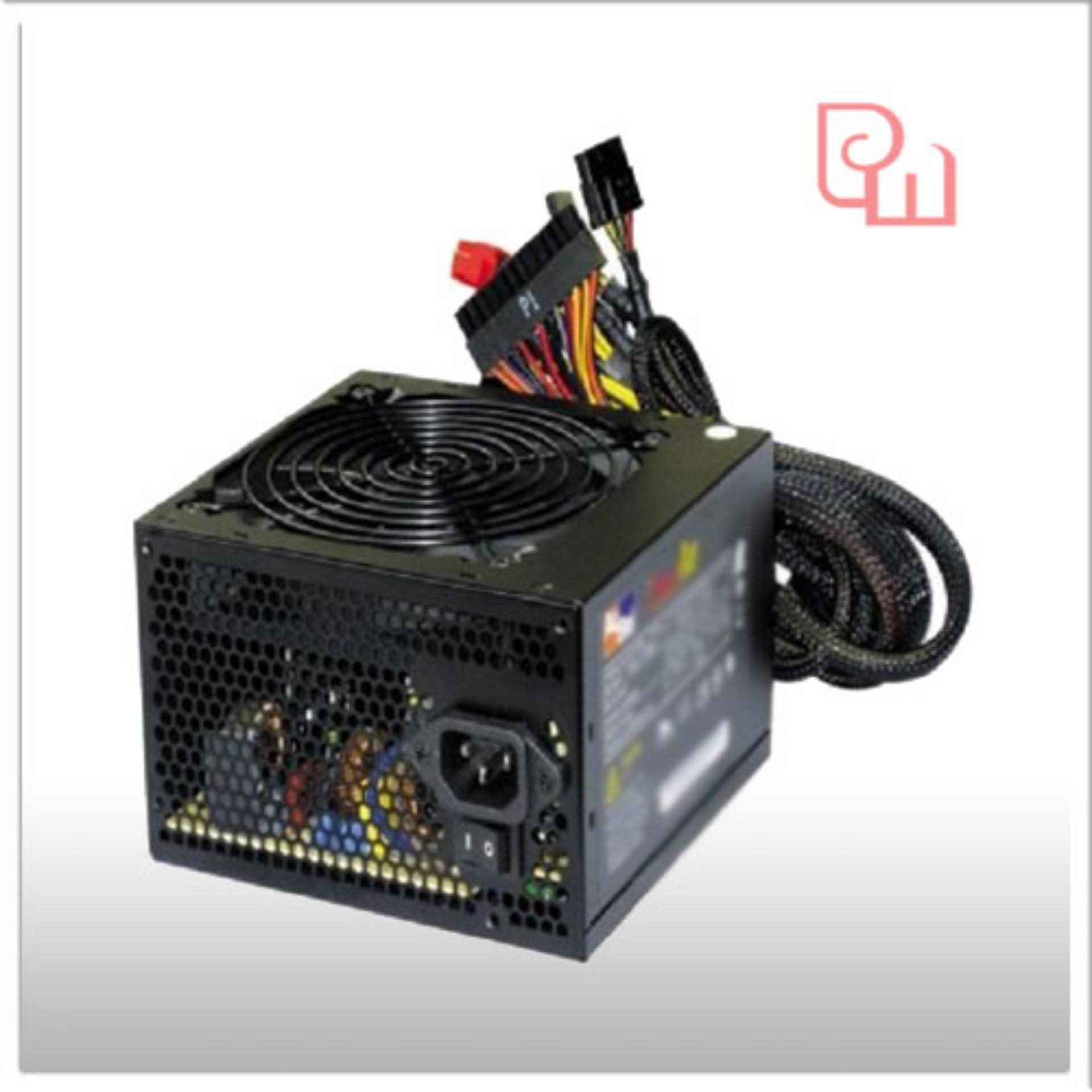 Nguồn máy tính AcBel I Power G750 750W (Đen)