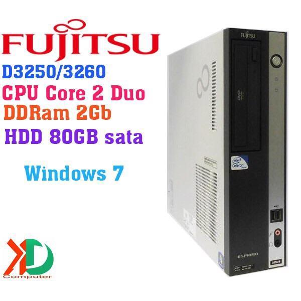 Hình ảnh Máy tính đồng bộ Nhật Bản FUJITSU D3250/3260 core 2 duo / 2Gb ram/ 80gb hdd