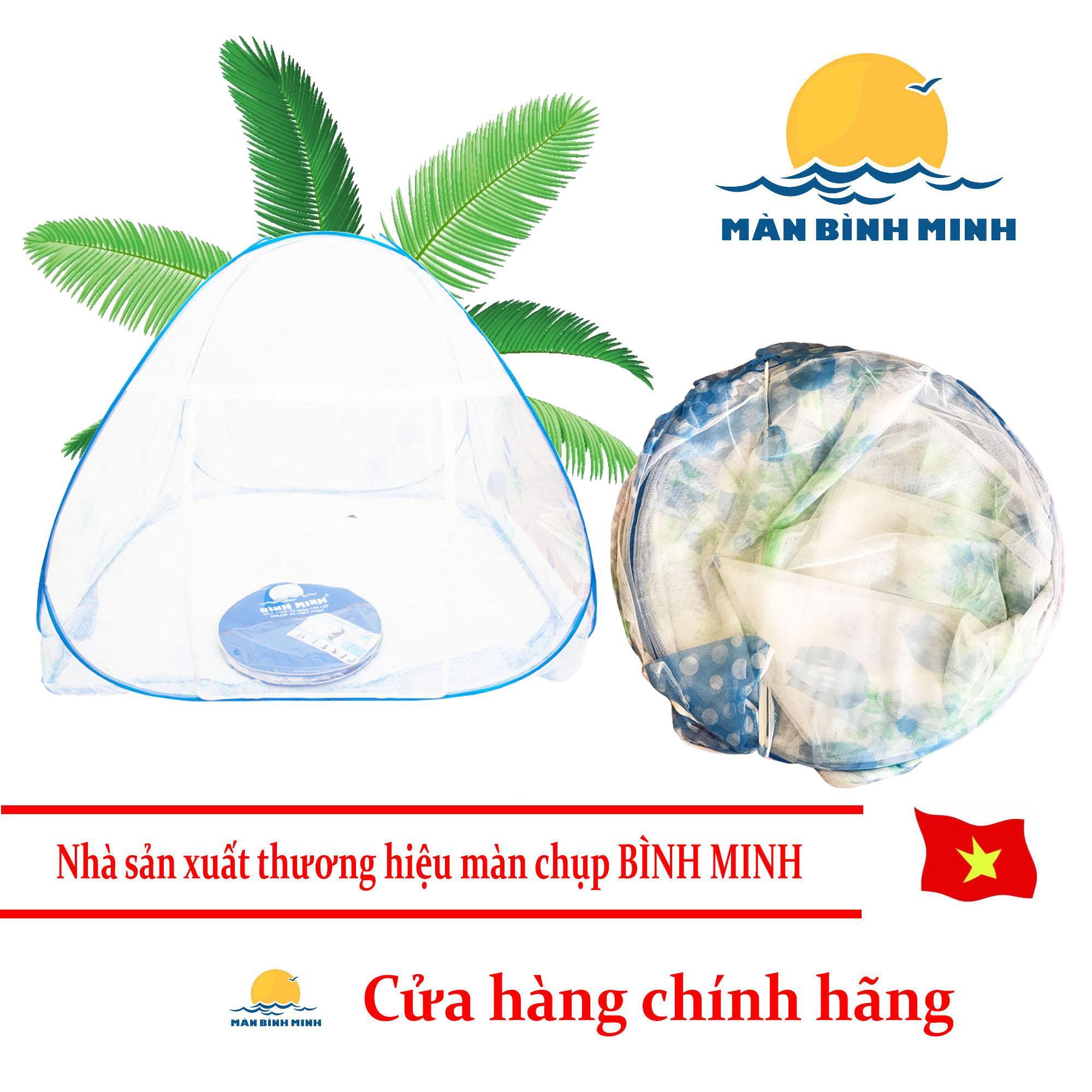 Man Chụp Gia Đinh Tự Bung Cao Cấp Gấp Gọn 1M8 X 2M Sieu Bền Hang Việt Nam Nguyên