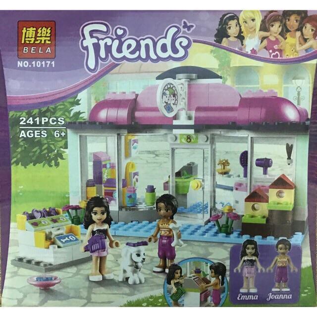 Lắp ráp Lego Friends 10171