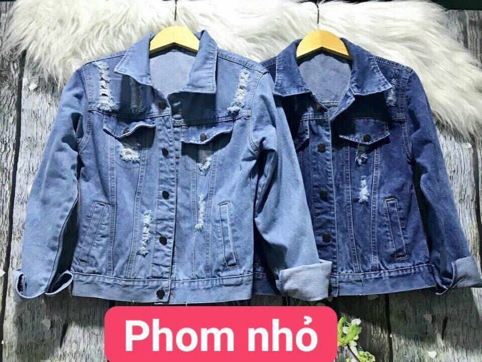 Bán Ao Khoac Jean Nữ Ca Tinh Shop Vanle Rẻ Trong Việt Nam